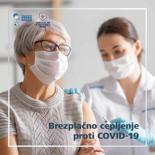 Še imaš priložnost, da se brezplačno cepiš in zaščitiš proti COVID-19! 😉 💉  Točko cepljenja bo v Supernovi Qlandia...